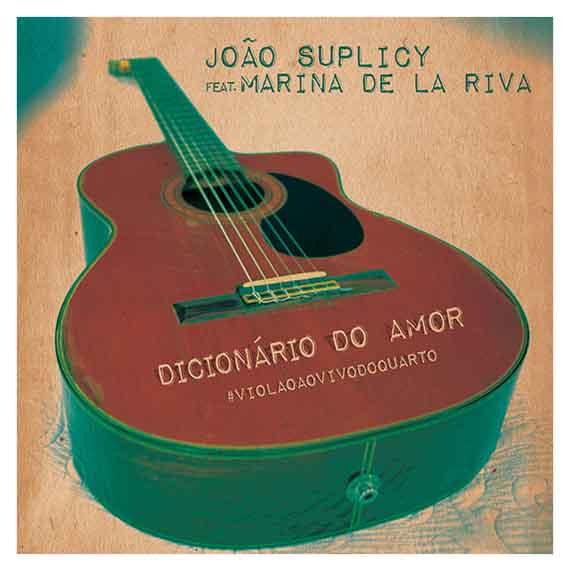 CAPA | João Suplicy | DICIONÁRIO DO AMOR