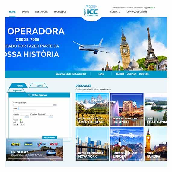 SITE | ICC Operadora